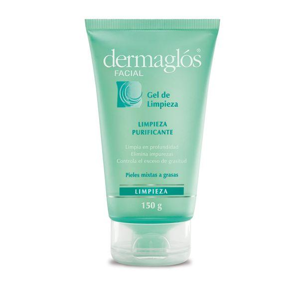 Gel de Limpieza Facial Dermaglos Limpieza Purificante x 150 g