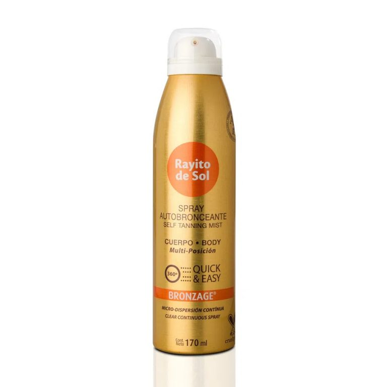 Spray Autobronceante x 170ml
