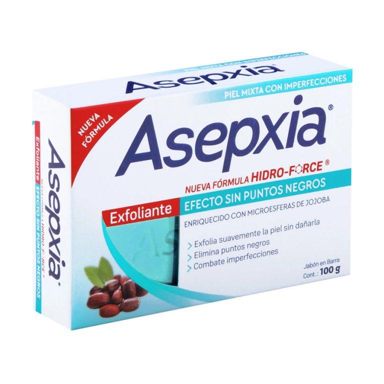 Jabon en Barra Exfoliante Asepxia x 100gr