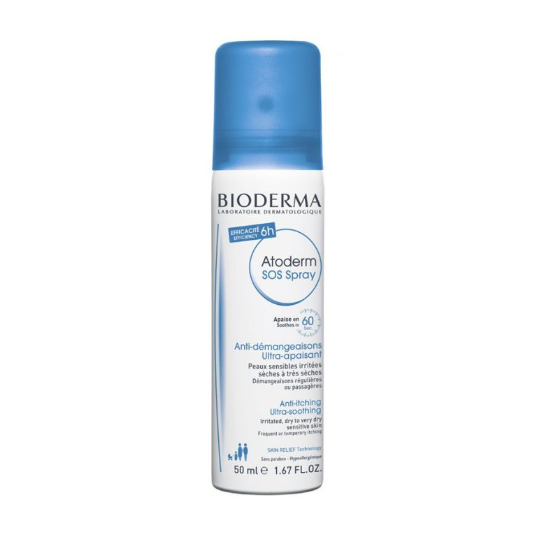 Bioderma Atoderm SOS Spray Calmante x 50ml