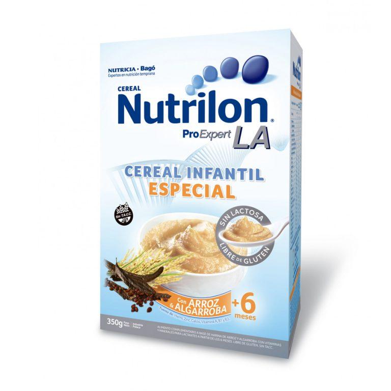 Nutrilon Cereal Con Arroz Y Algarroba x 350gr