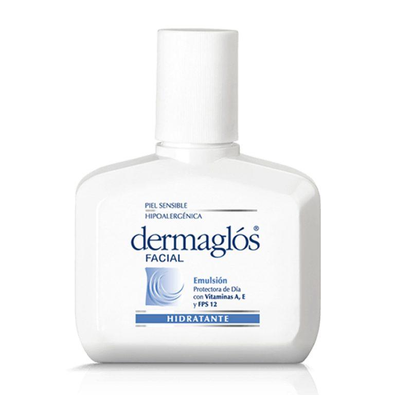 Emulsion Facial Dermaglos Hidratante de Dia Fps 12 x 75ml