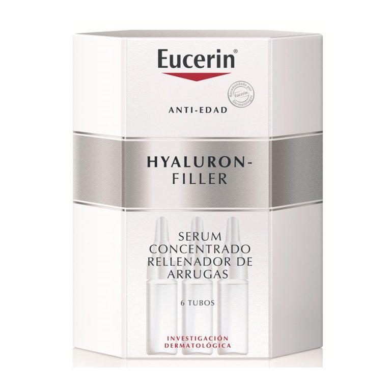 Serum Concentrado rellenador de arrugas Eucerin Hyaluron-Filler x 6 Un.