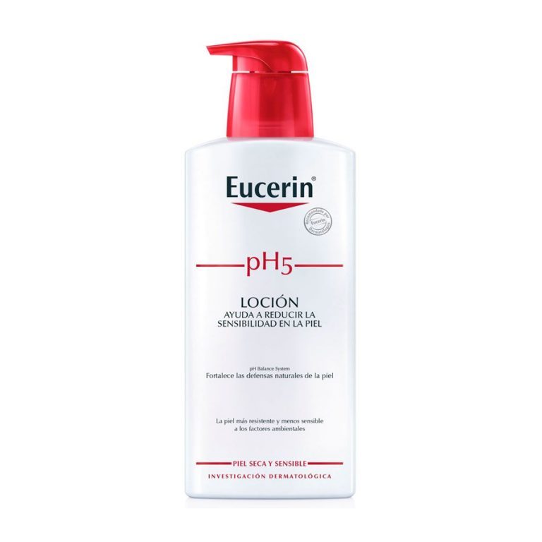 Locion Reduce Sensibilidad Eucerin Ph5 X 400ml
