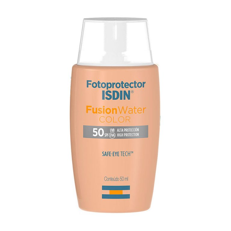 Fotoprotector Isdin Fusion Water Color Fps 50+ x 50ml