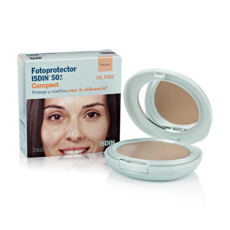 Fotoprotector Compacto Bronce FPS 50+ x 10Gr