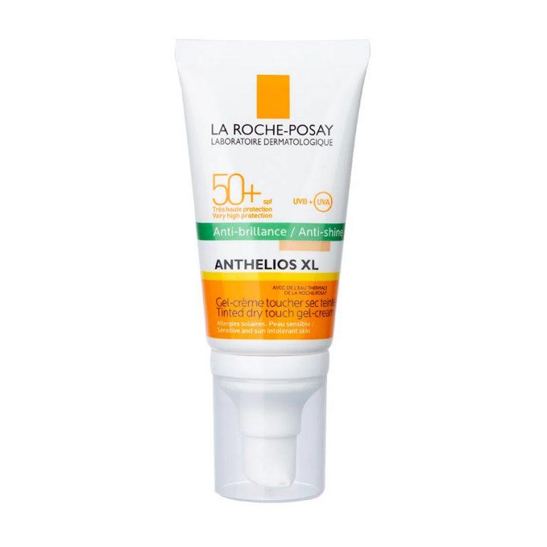 Protector Solar facial Gel-Crema con Color Anthelios FPS 50+ x 50ml
