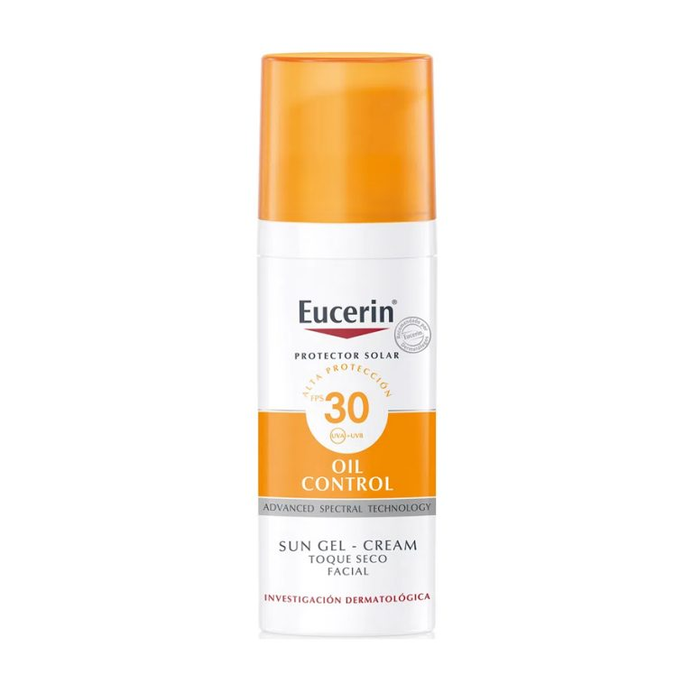 Protector Solar Facial Eucerin Oil Control Sun Gel-Cream Fps 30 x 50ml
