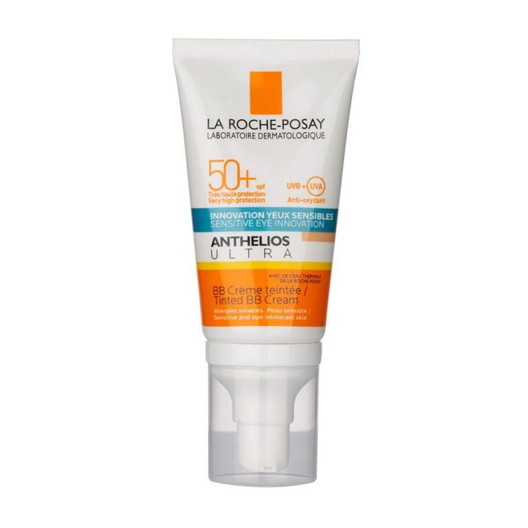 Protector Solar facial Anthelios XL BB Crema con color FPS 50+ x 50ml