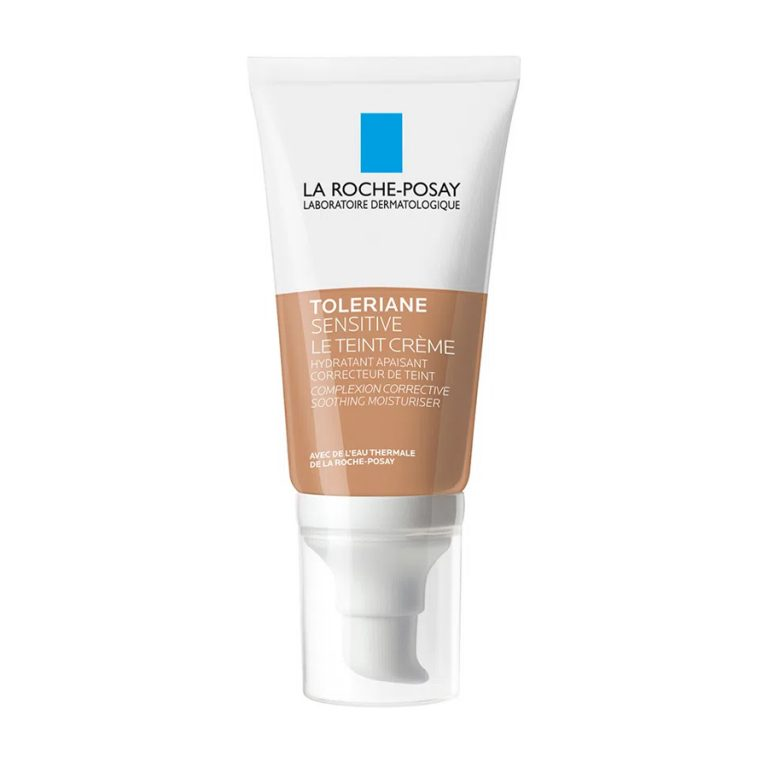 Crema Hidratante La Roche Posay Toleriane Sensitive Color Medium x 50ml