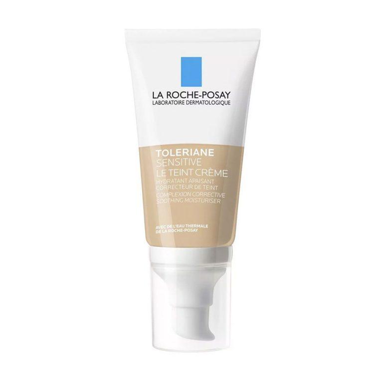 Crema Hidratante La Roche Posay Toleriane Sensitive Color Light x 50ml
