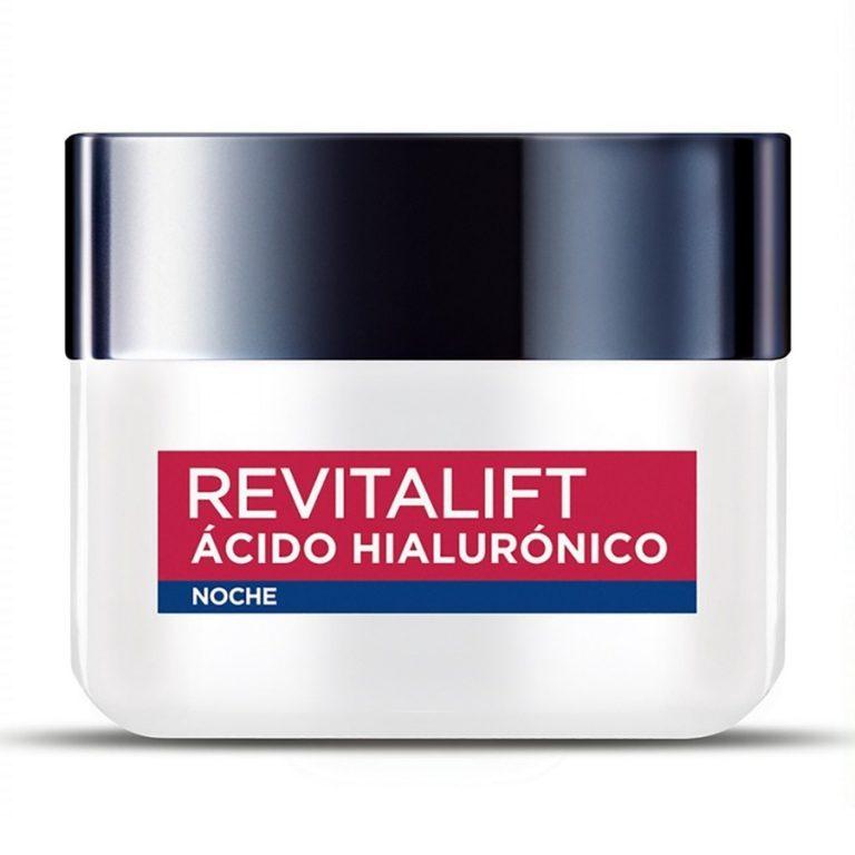 Crema noche L'Oreal Paris Revitalift Acido Hialulronico x 50ml