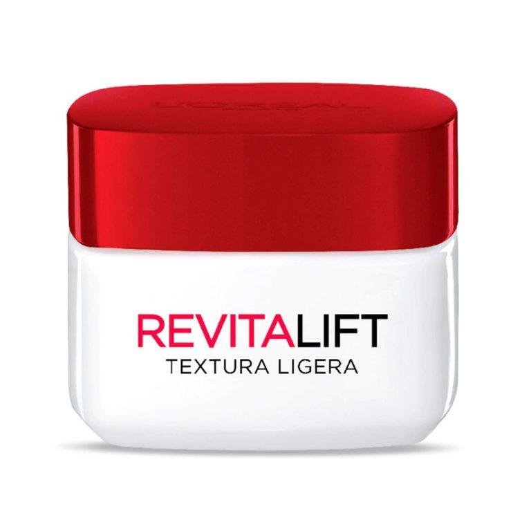 Crema Hidratante Revitalift de dia Textura Ligera piel normal a mixta X 50ml