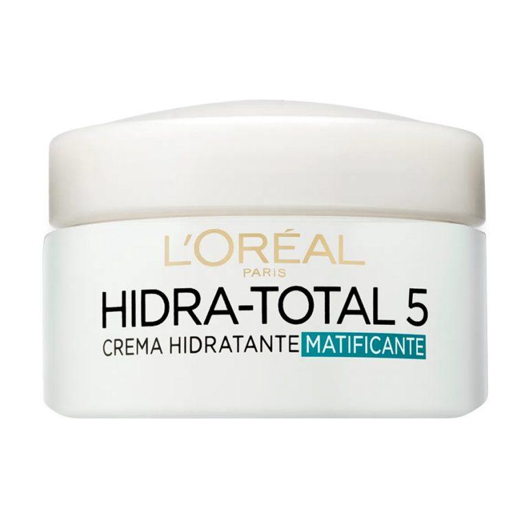 Crema Hidratante Hidra Total 5 Matificante x 50ml