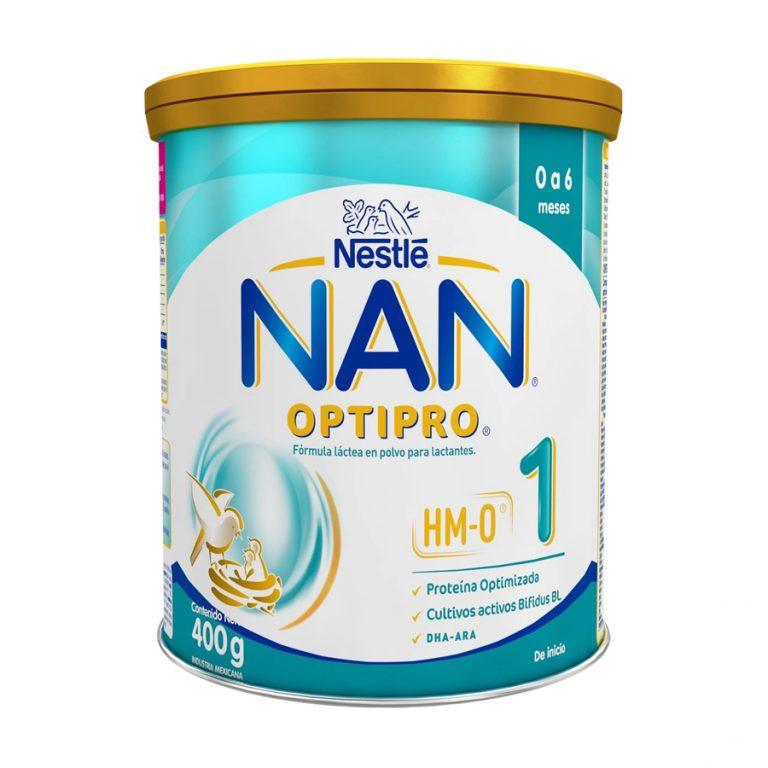 Leche Infantil en Polvo Nan 1 Optipro x 900gr