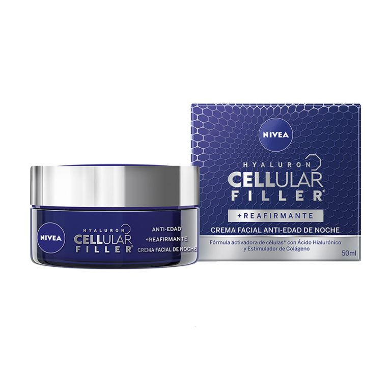 Crema Facial Anti-Age Noche Renovacion celular x 50ml