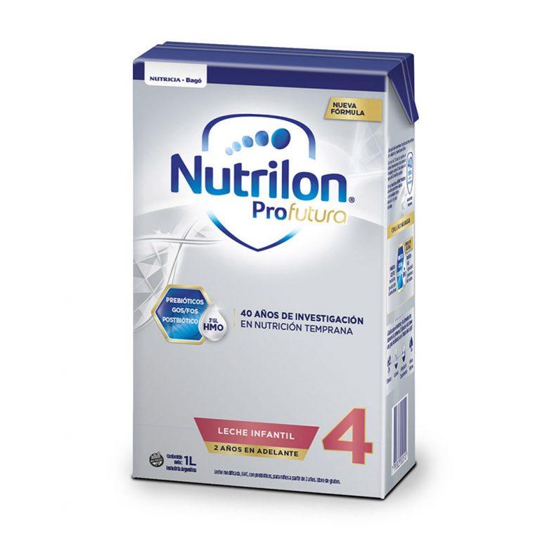 Leche Infantil Liquida Nutrilon Profutura 4 x 1Lt