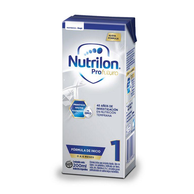 Leche Infantil Liquida Nutrilon Profutura 1 x 30 un de 200ml