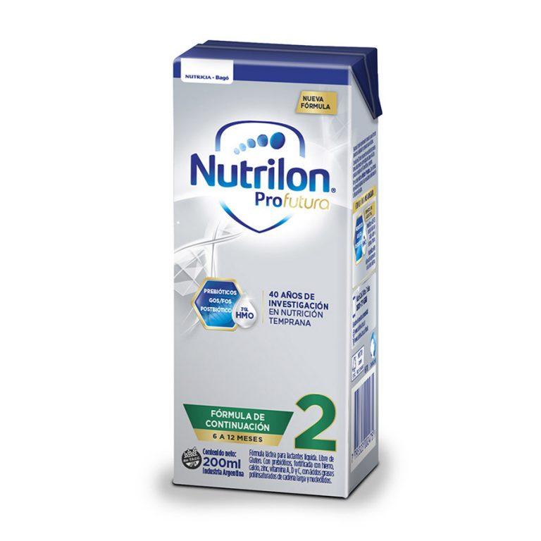 Leche Infantil Liquida Nutrilon Profutura 2 x 30 un de 200ml