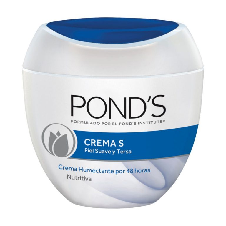 Crema S humectante Pond´s x 100gr
