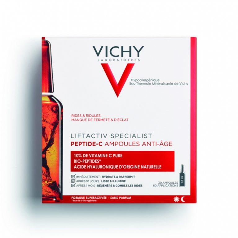 Ampollas Vichy Liftactiv Specialist Peptide C x 30 un de 1,8ml