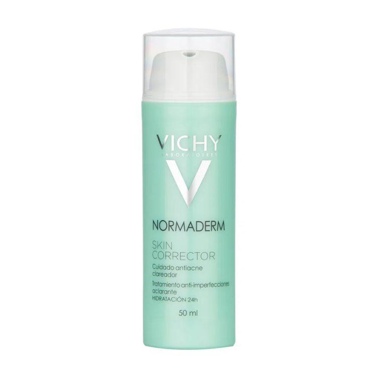 Crema Hidratante Vichy Normaderm Skin Corrector para pieles grasas x 50ml