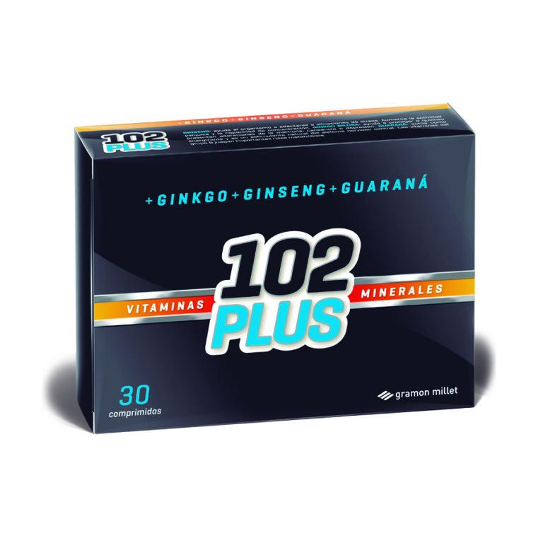 102 Años Suplemento Dietario Plus Antioxidante X 30 Un