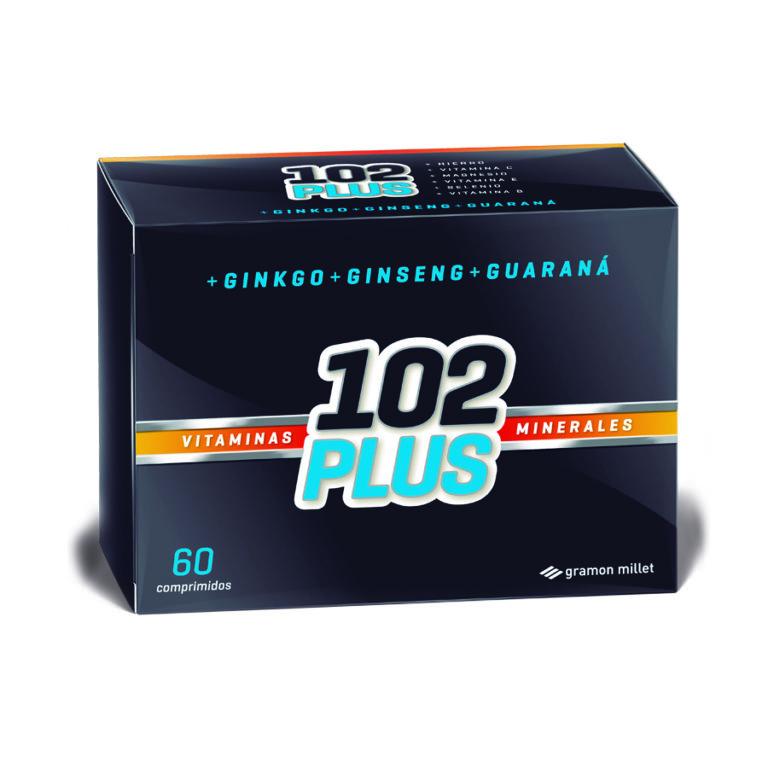 102 Años Suplemento Dietario Plus Antioxidante X 60 Un