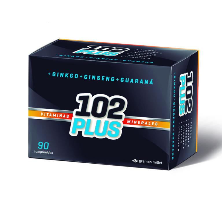 102 Años Suplemento Dietario x 90 Comprimidos