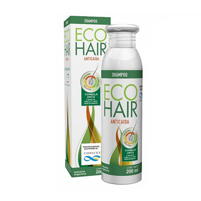 Shampoo anticaida x 200ml
