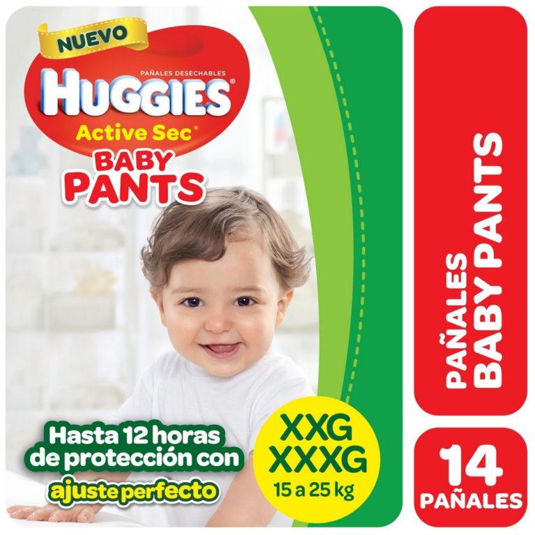 Pañales Pants XXG (15 a 25 kg) x 14 un