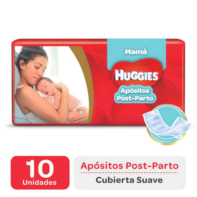 Apósitos post parto Mamá x 10 un