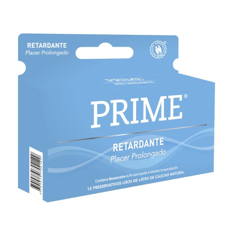 Preservativo de Látex Retardante x 12 un