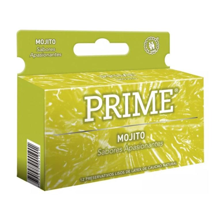 Preservativo de Látex Mojito x 12 un
