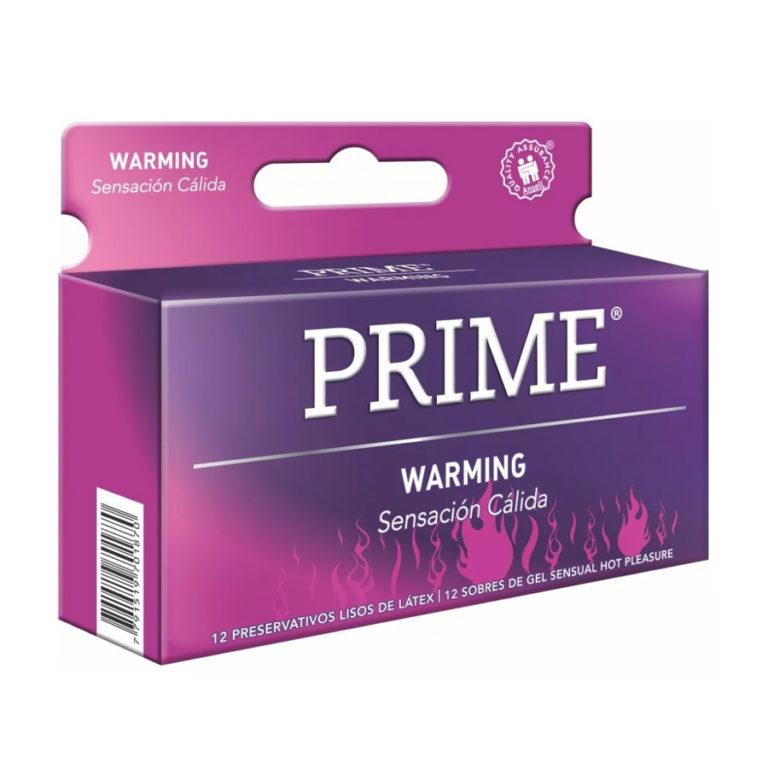 Preservativo de Látex Warming x 12 un