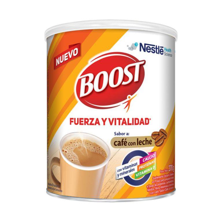 Suplemento Nutricional Cafe Con Leche Lata X 370 Gr