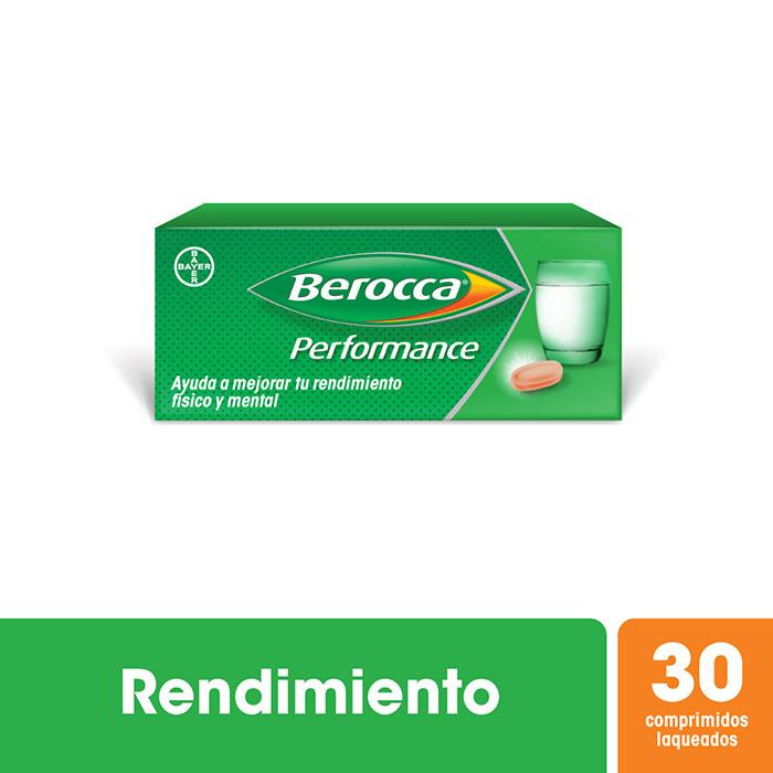 Performance X 30 Comprimidos Laqueados