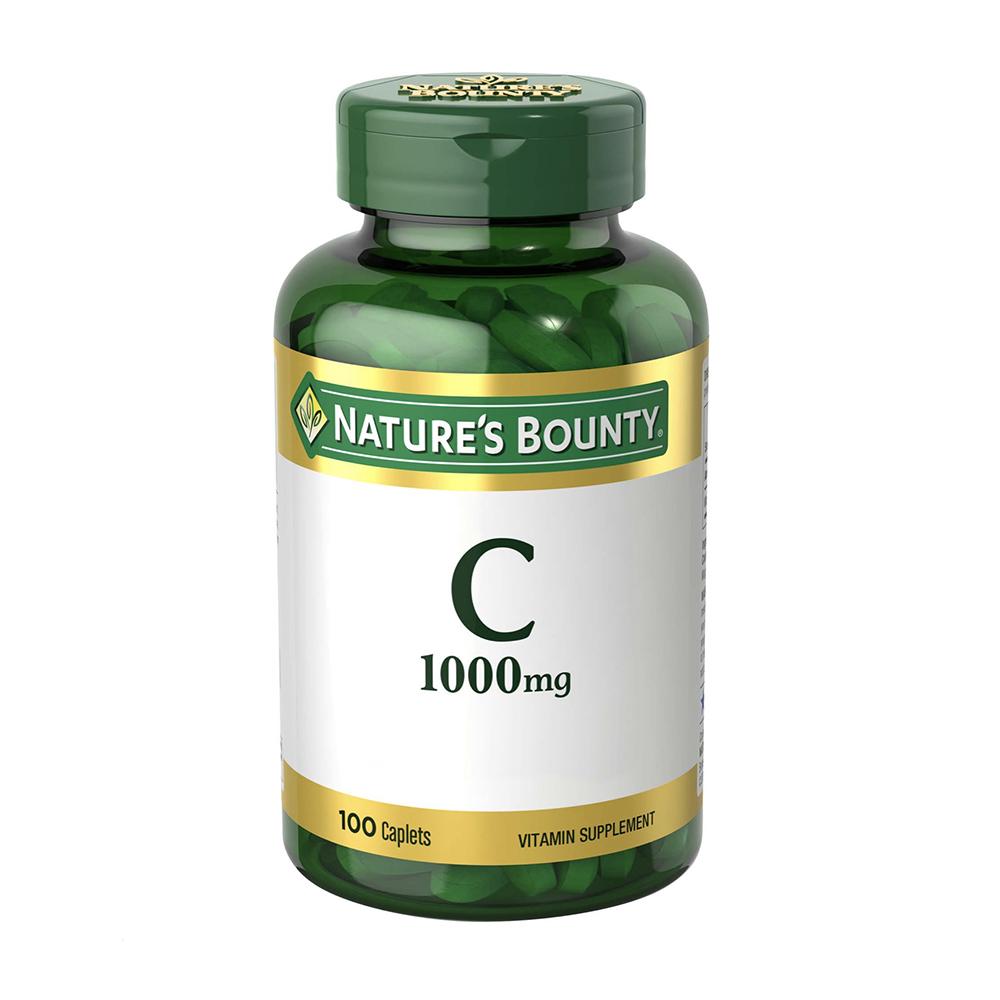 Vitamina C 1000 Mg x 100 Comprimidos
