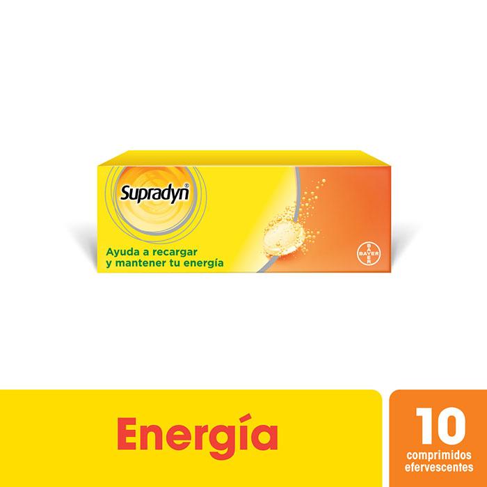 Comprimidos Efervescentes x 10 unidades