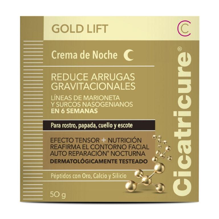 Crema Gold Lift de Noche 50g