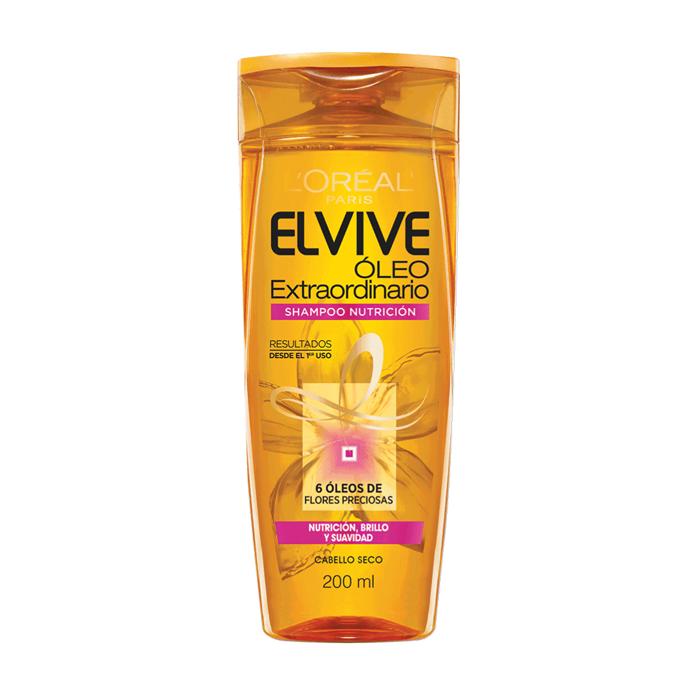Shampoo Óleo Extraordinario Nutrición Universal x 200 ml
